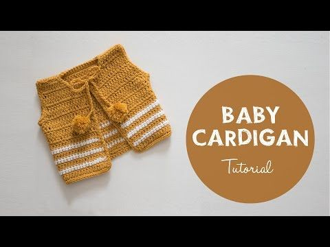 How To Crochet Cute And Easy Baby Booties/ Baby Sneakers | Croby ...