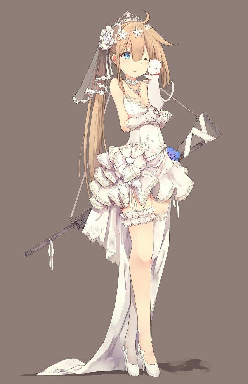 Fal Girls Frontline Drawn By Ahokoo