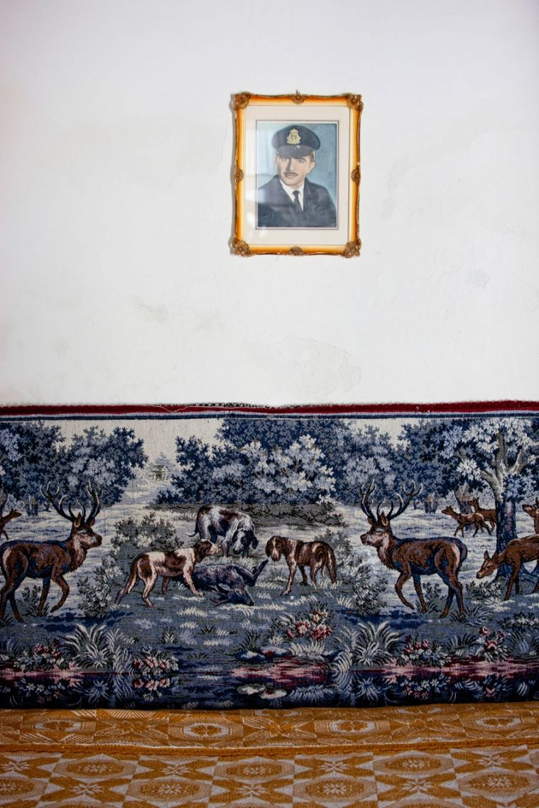 From a traditional house in Marpissa