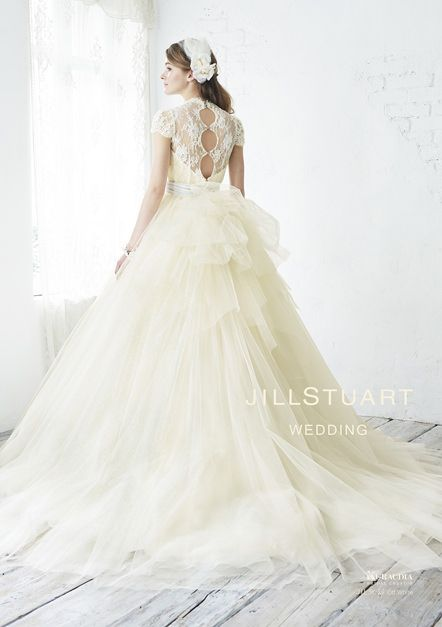 7bda94298f77a ウエディングドレス オリジナルコレクション|JILLSTUART WEDDING 公式ホームページ  ジル スチュアート ウェディング