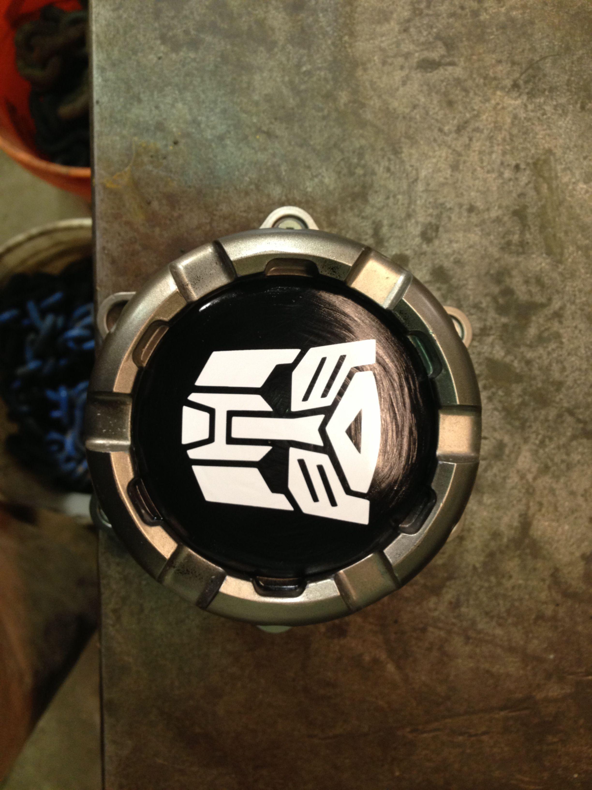 Autobots center caps