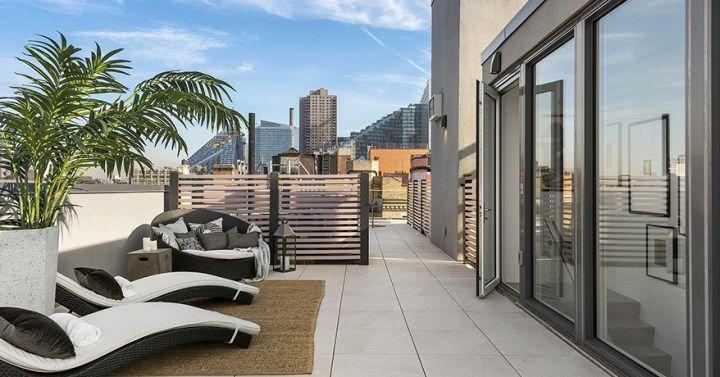 pisos nueva york interiores del mundo estilo nrdico duplex new york decoracin terrazas decoracin lujo decoracin