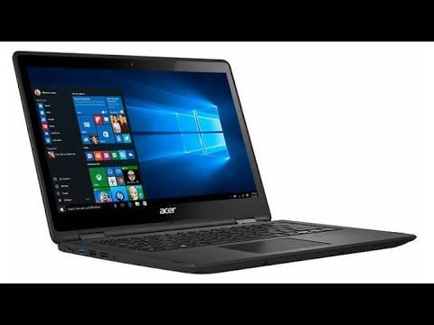 Hot Acer Spin 5 SP513-52N-552K 13.3-Inch FHD 2-in-1 Touchscreen Laptop O... in 2019 | Laptop. Acer. Spinning