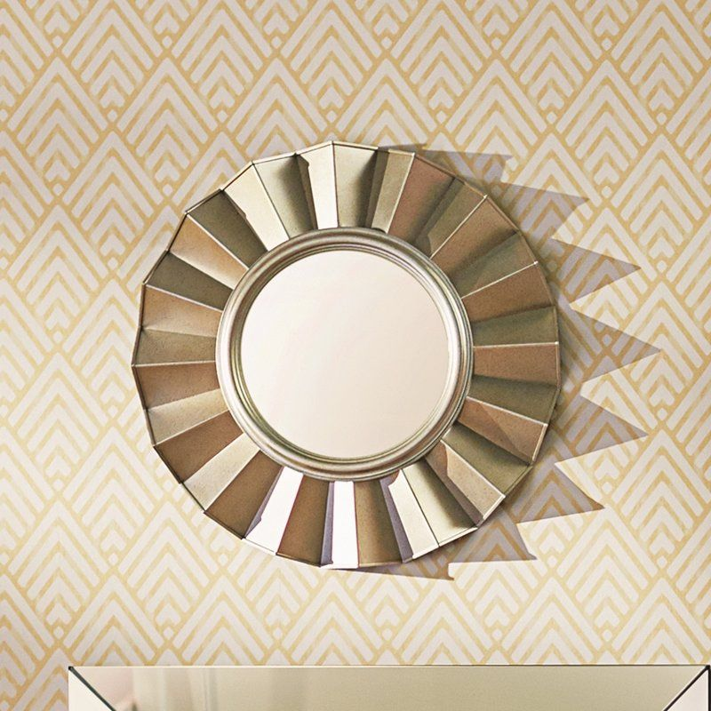 15 Best Round Mirrors Starburst Mirror Wall Mirror Wall Framed Mirror Wall
