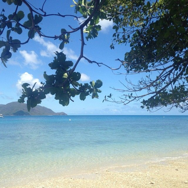 Fitzroy Island Queensland: We've Got Your Spot On The Beach Reserved For You