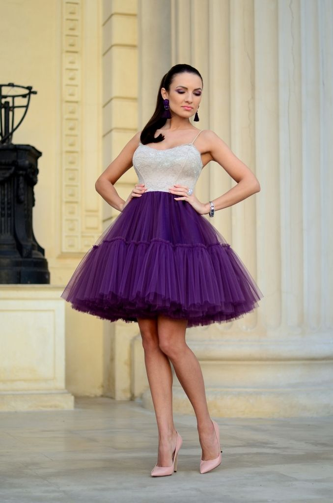 My Silk Fairytale: Purple Heart