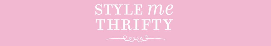 Style Me Thrifty
