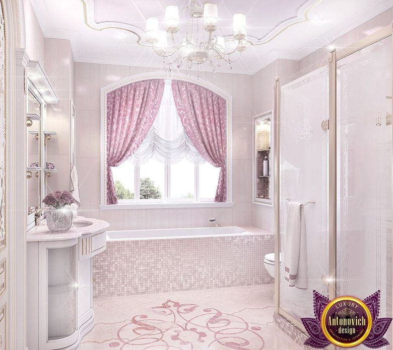 Katrina Antonovich Luxury Interior Design: The Best Bathroom Design Ideas From Katrina Antonovich