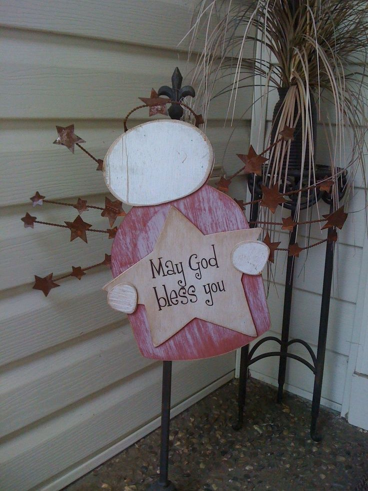Charming Primitive Christmas Craft Ideas Part - 6: Primitive Craft Ideas