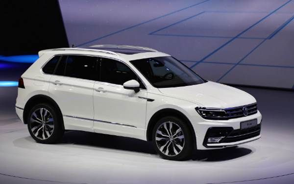 2019 Volkswagen Tiguan Release Date