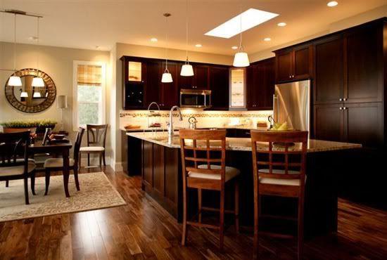 Cabinet Color And Granite Help Kitchens Forum Gardenweb Kitchen Cabinet Design Best Kitchen Colors Kitchen Color Dark Cabinets