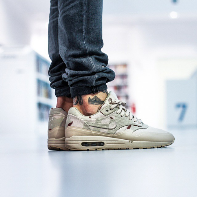 "94e84b85bc8db Nike Air Max 1 SP ""Desert Combat Camo"" - The 25 Best Sneaker Photos on  Instagram This Week"