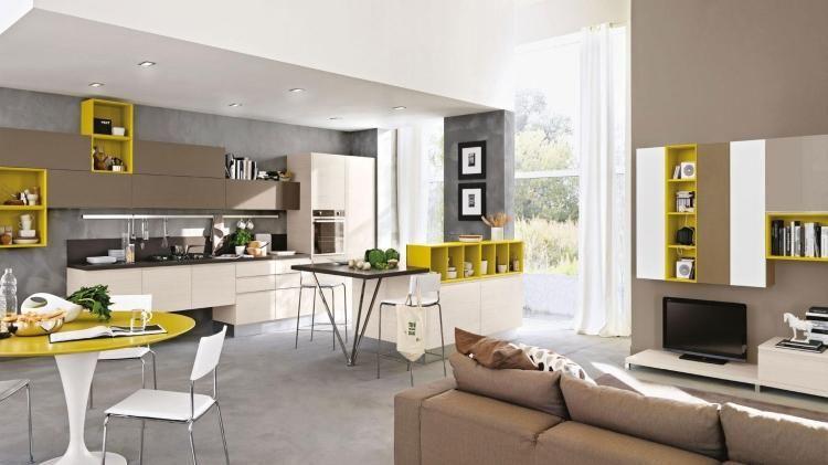 Cucine Moderne - Arredo Cucina Moderna - Cucine Lube | Kitchenns ...