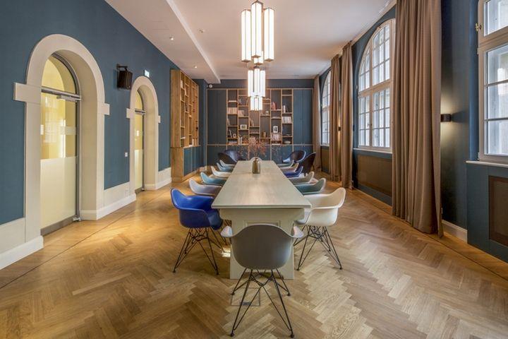 GLS German Language School's Campus & Office by CPM Architecten, Berlin – Germany » Retail Design Blog