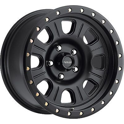 17x9 Black Raceline Sl Monster 928b 5x5 5 12 Rims Trail Grappler 35x12 50r17lt Black Wheels Monster Wheel