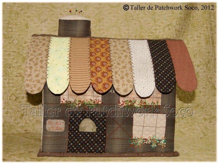 Blog sobre patchwork y arte textil en el Taller de Soco, Avilés.