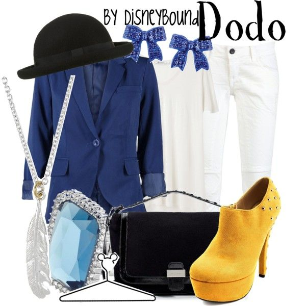"""""""Dodo"""" by lalakay on Polyvore"""
