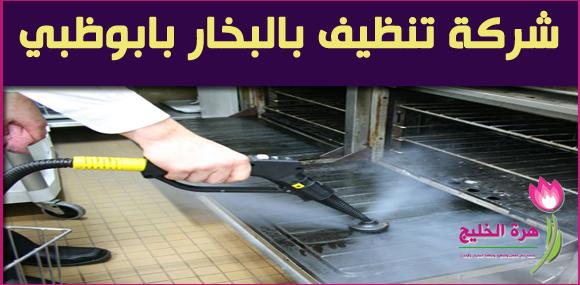 شركة تنظيف بالبخار بابوظبي 0564777188 زهرة الخليج Steam Cleaning Cleaning