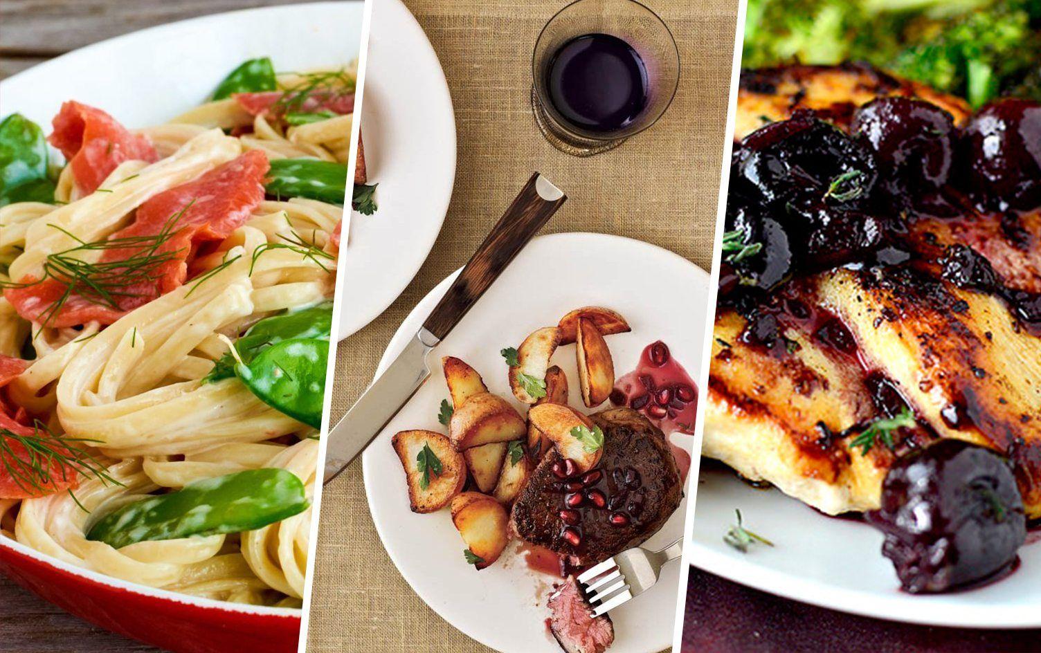 Romantic valentines meals at home - 8 Romantic Meals Under 450 Calories