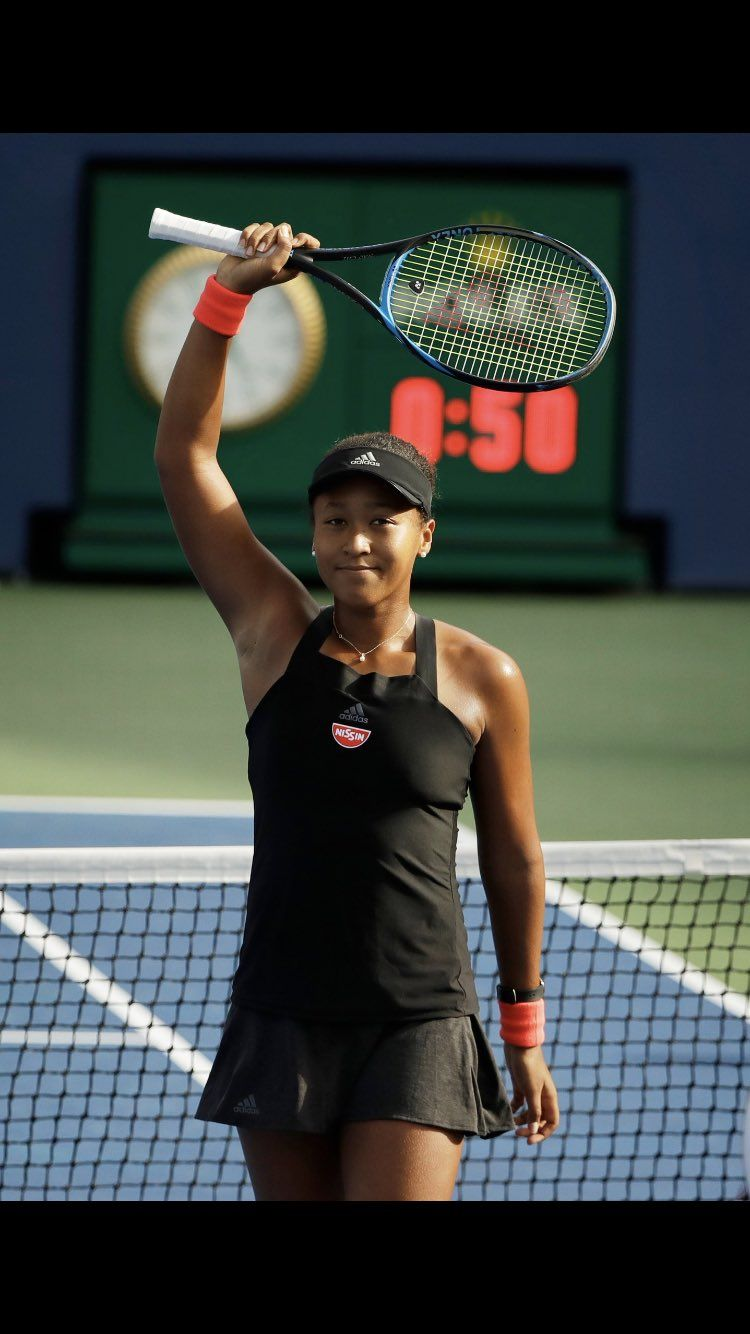 Pin By Zenna Shelton On Naomi Osaka Tennis Players Female Osaka Sport Girl