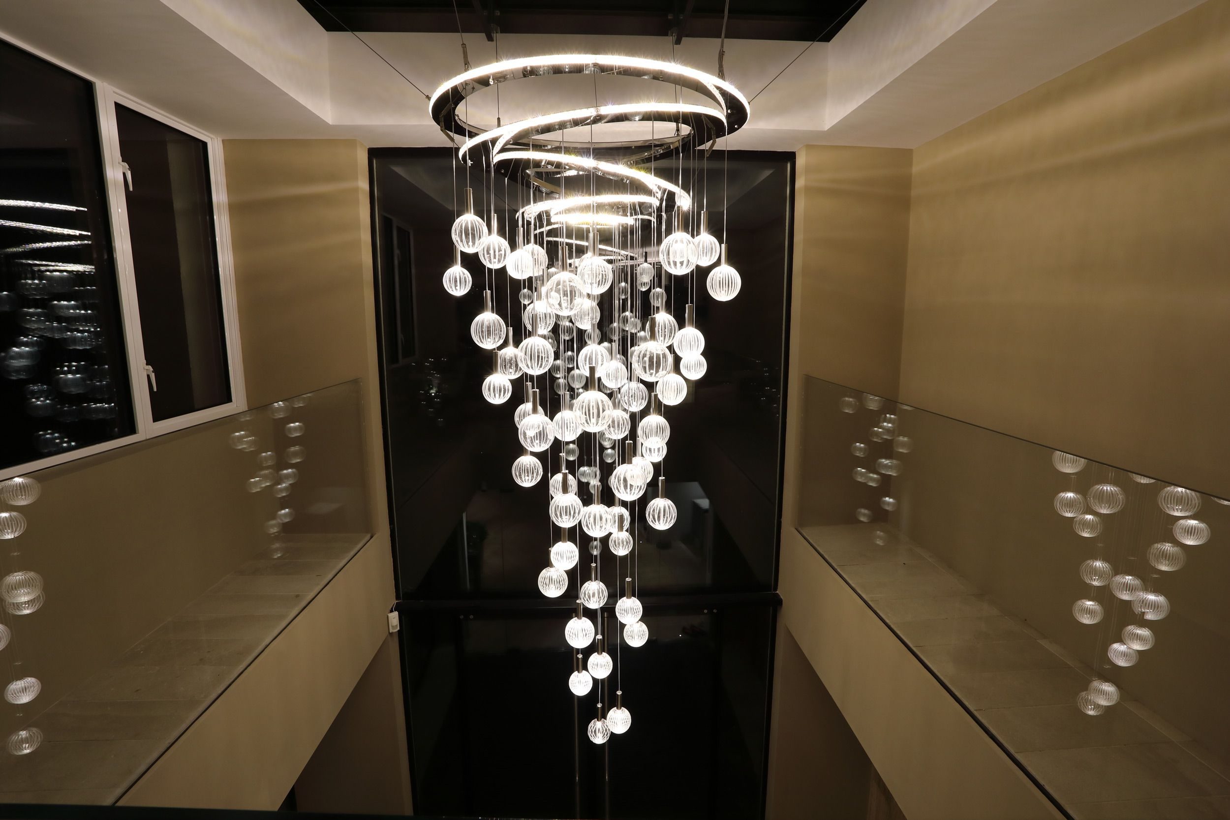 Elements Chandeliers Contemporary Chandelier Company