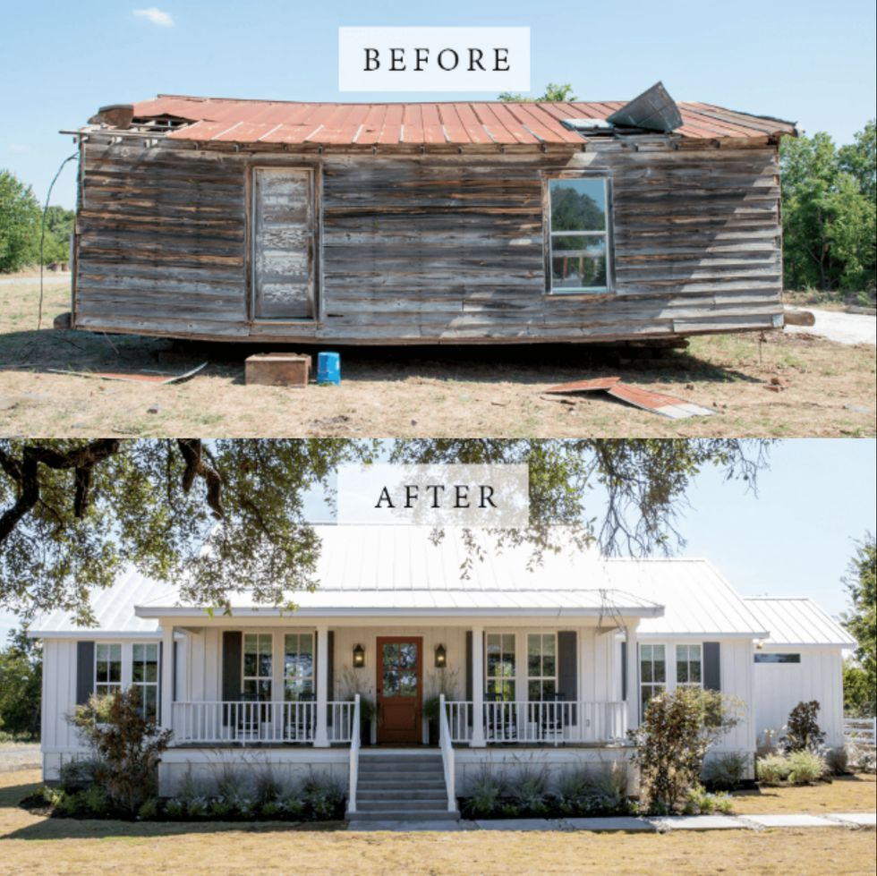 The Little Shack on the Prairie from 'Fixer Upper' Was Listed for 33 Times Its Original Asking Price
