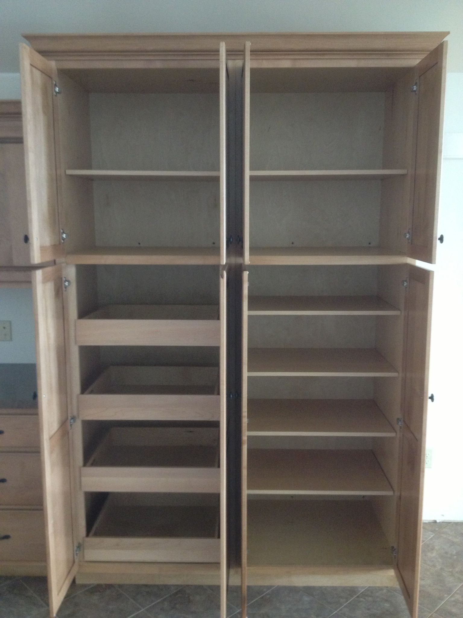 (Cabinets By Olde Mill Cabinet Co. Myerstown, PA)
