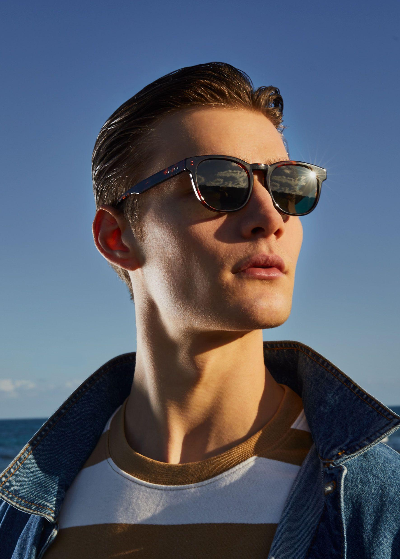 mejor venta tienda de descuento barato para descuento Carey Green Bottle Woody en 2020 | Gafas de sol para hombre, Gafas ...