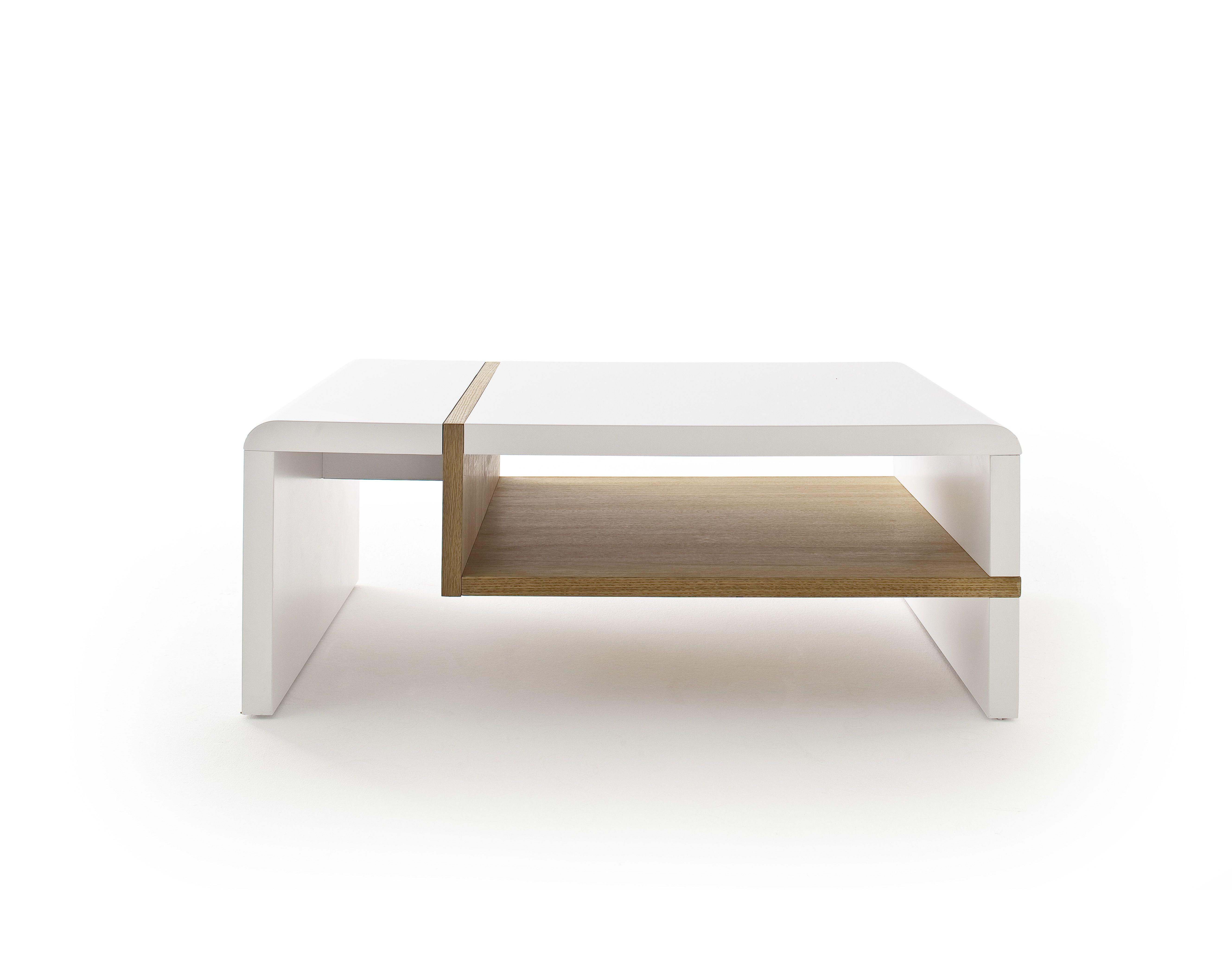 couchtisch weiss asteiche woody 41 02872 weiss eiche holz modern jetzt bestellen unter https. Black Bedroom Furniture Sets. Home Design Ideas