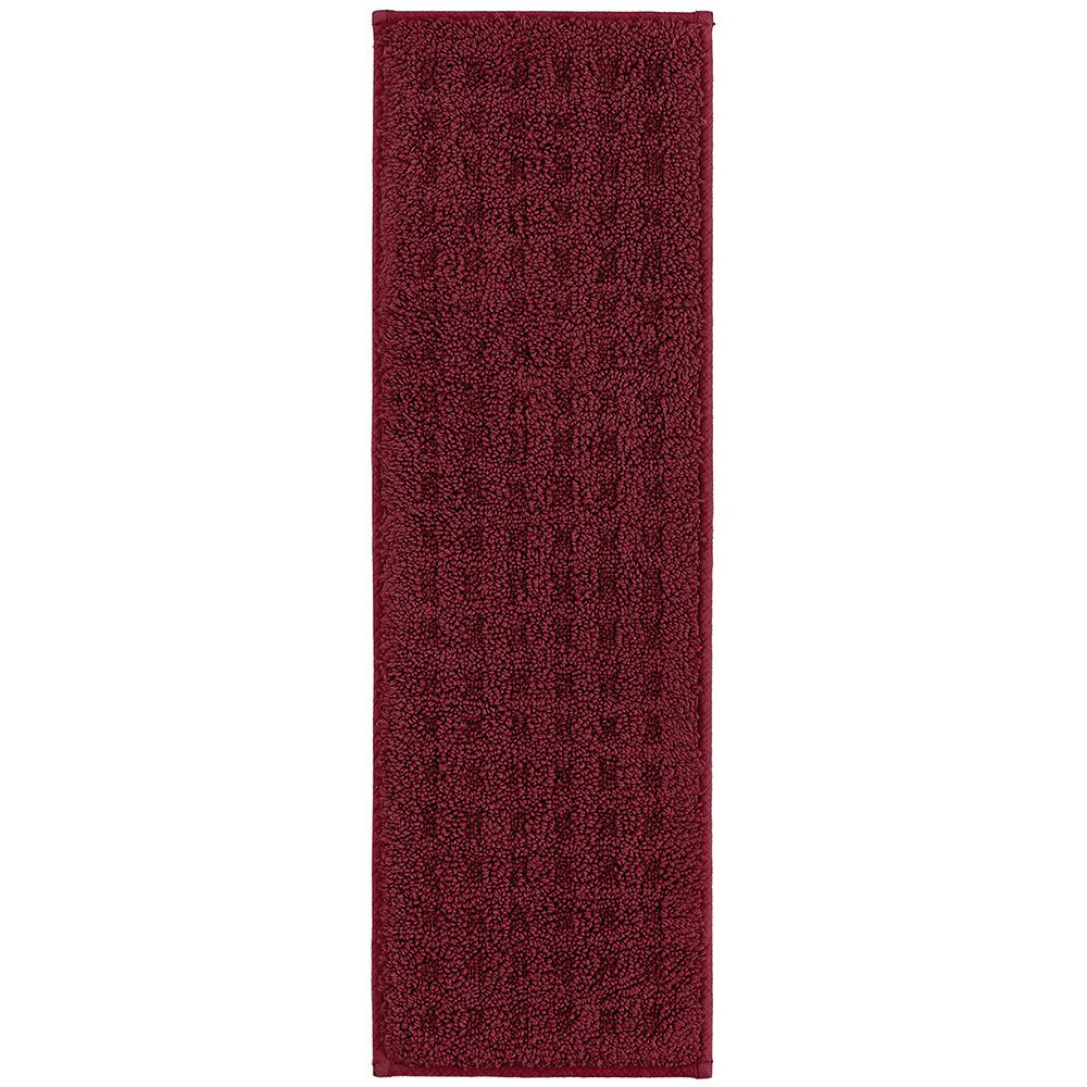 Best Mohawk Home Vista Indoor Stair Tread Covers In Cabernet 9 400 x 300