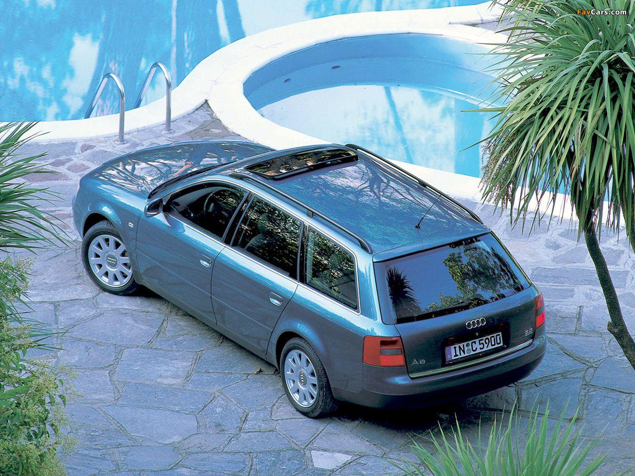 Kekurangan Audi A6 2.8 Perbandingan Harga