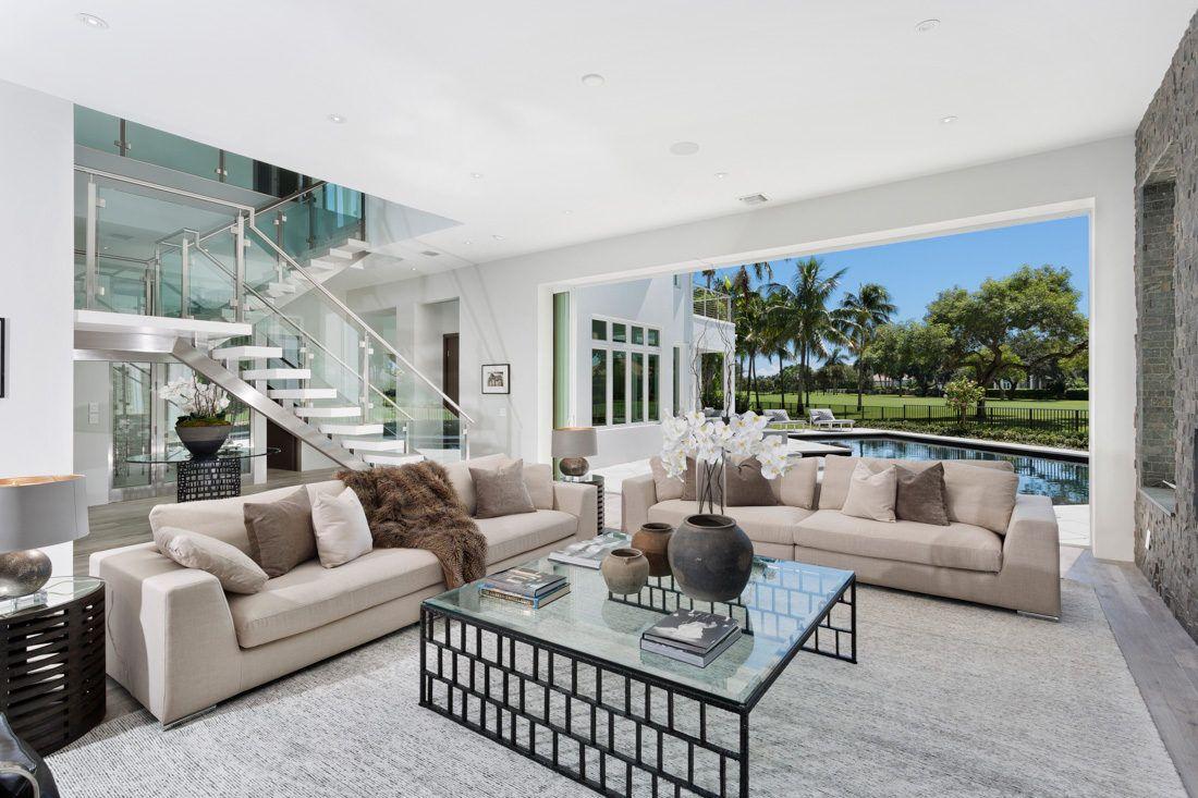 Home interior design royal royal palms  home ideas  pinterest  palm boca raton florida and