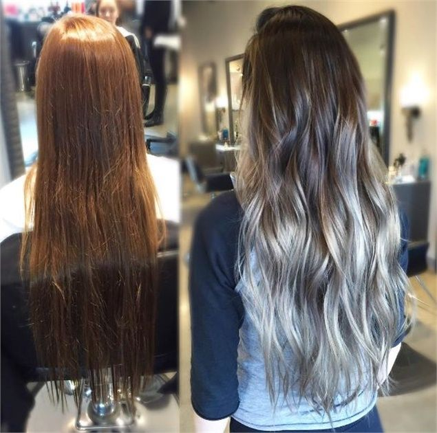 Smokey Balayage - Hair Color | Balayage hair colour, Balayage and ...
