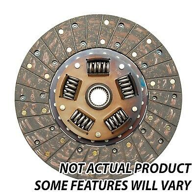 Details About Centerforce 384212 Clutch Disc Size 11 In 14 Spline