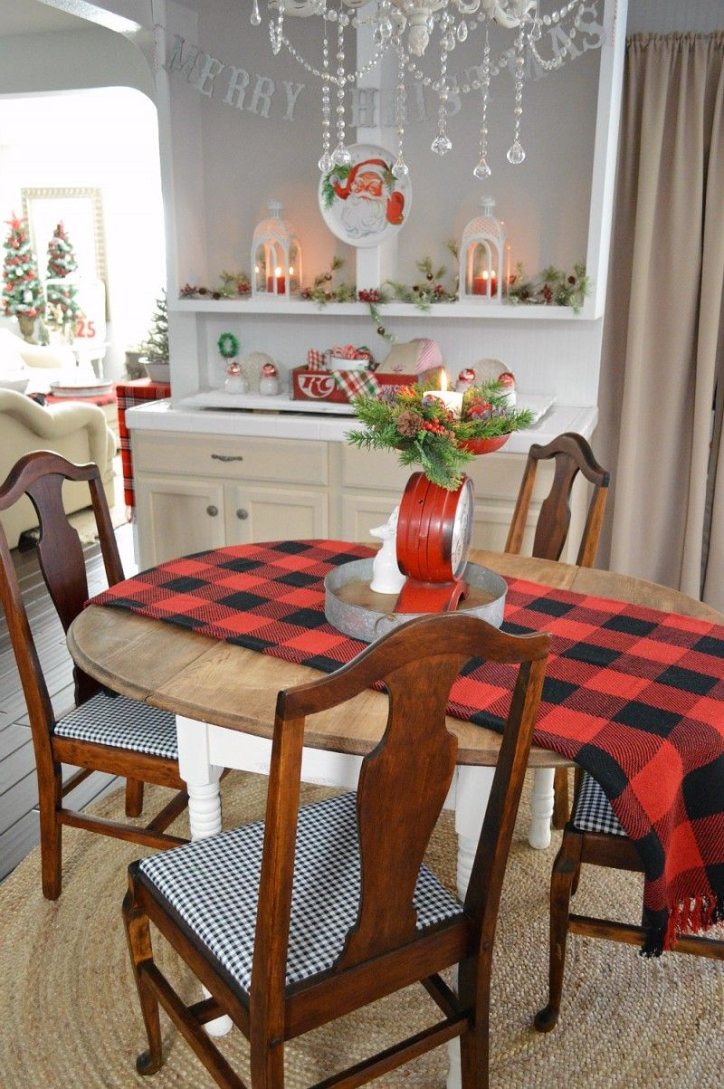 Cottage Christmas Home Tour With Country Living