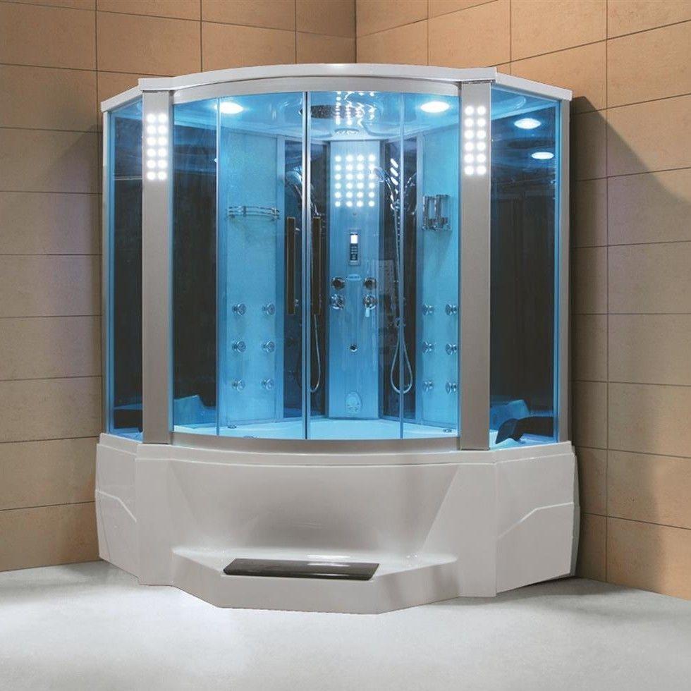 Sliding Door Steam Shower Enclosure Unit …   Pinteres…