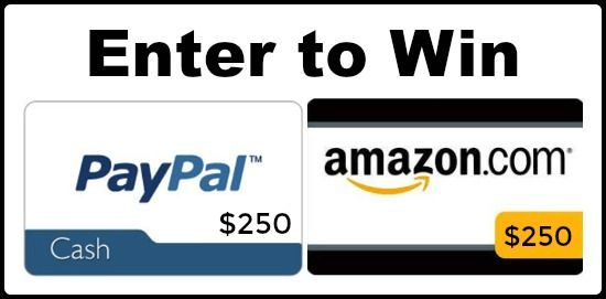 Image result for $250 Amazon GC or PayPal