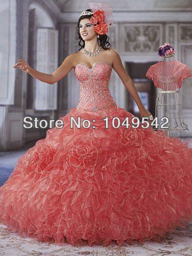 Vestidos para quinceañera on AliExpress.com from $185.0   Anamarys ...