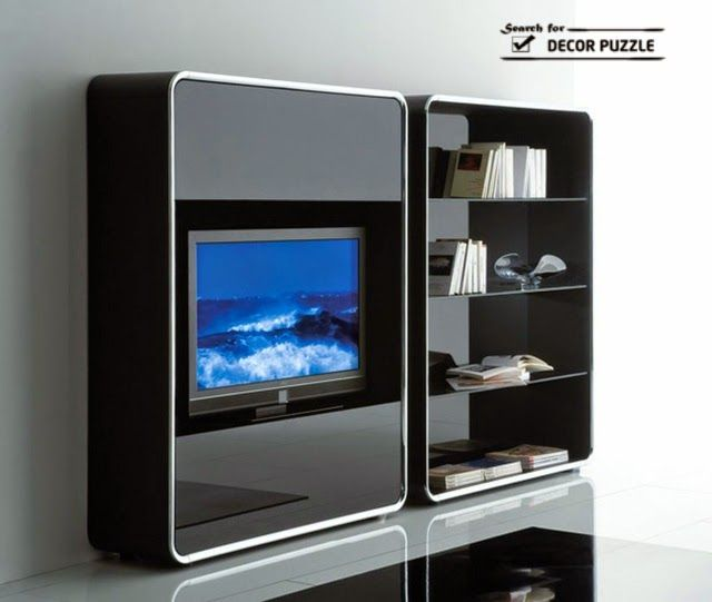 modern TV units for small living room designs Living rooms - teppiche für küche