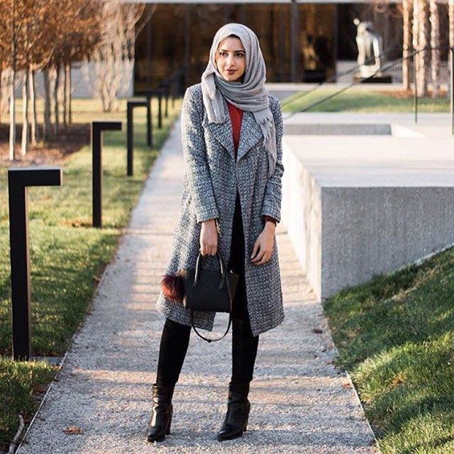 @summeralbarcha tag us to be featured #hijabstyle #fashion #modest #lookbook  #