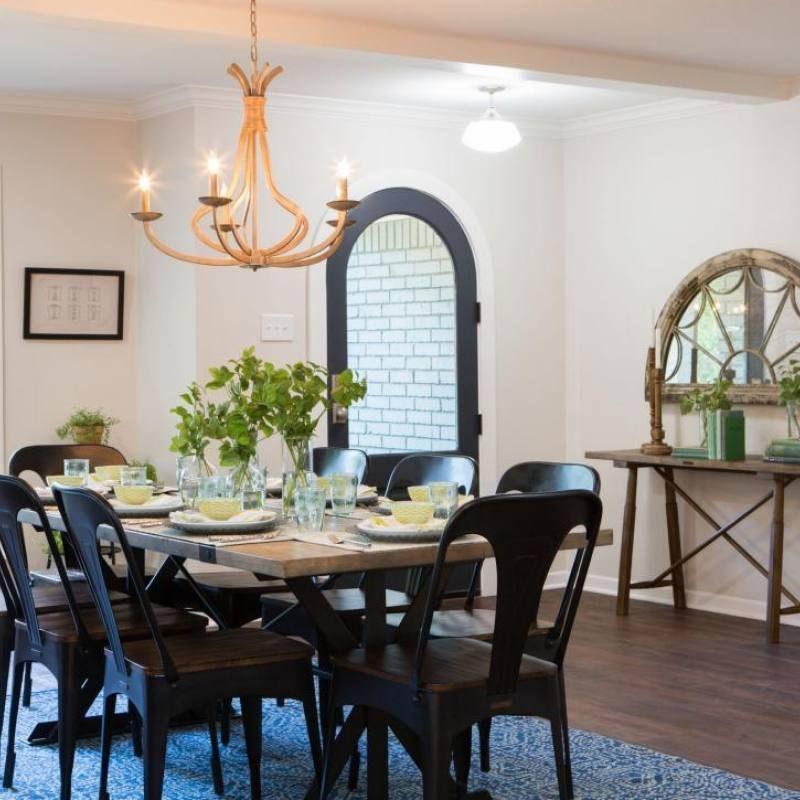 51 fixer upper dining room decor ideas in 2020