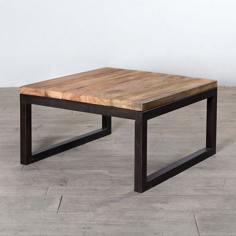 22 Nice Crate Coffee Table For Unique Living Room