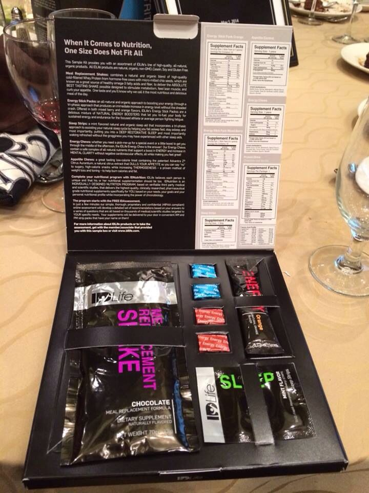 Pin by Jason Pedersen on ID Life Nutritional Products
