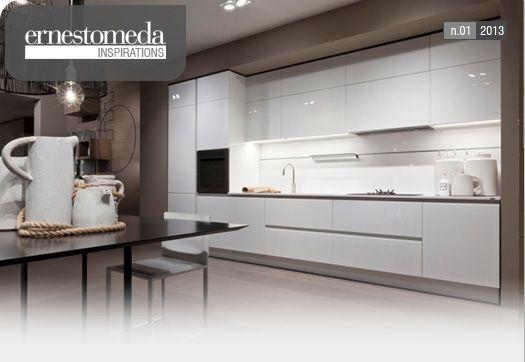 Awesome Cucine Moderne Ernestomeda Contemporary - Design & Ideas ...
