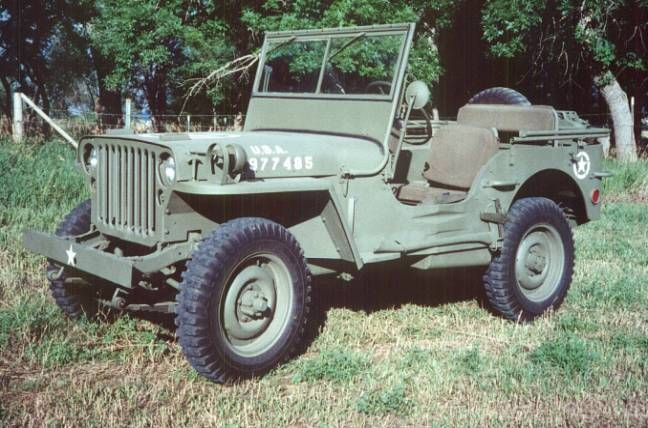 Willys Mb Willys Mb Willys Willys Jeep