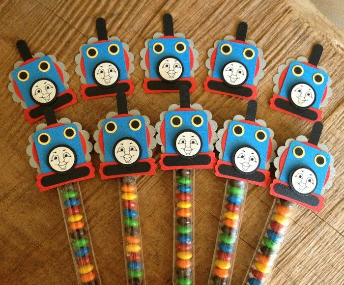 Thomas the Tank Engine & Skinny Treat Bags x 10 in 2019