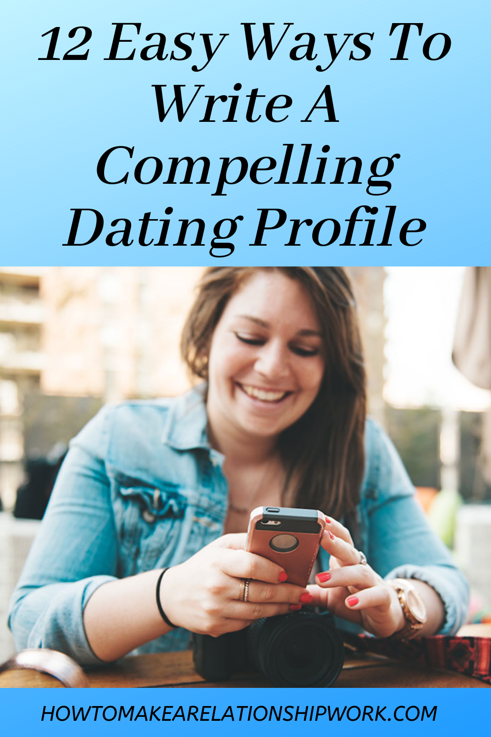 Perfect About Me Section Dating
