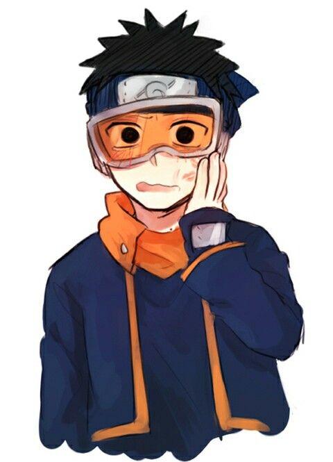 Kid Obito うちはオビト Obito uchiha (Tobi) Pinterest