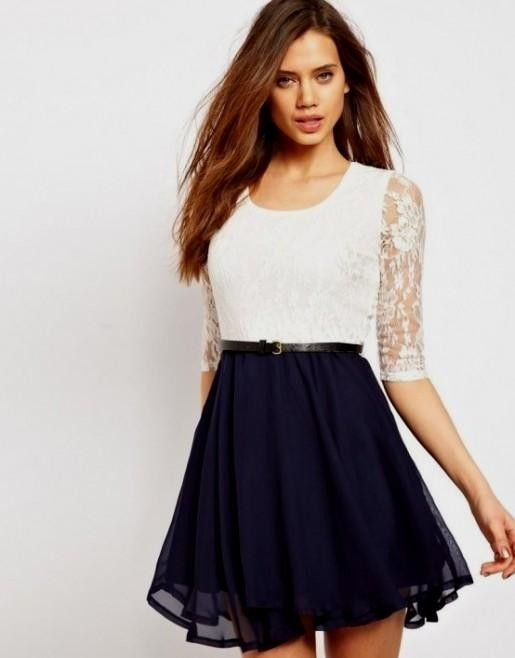 New Design of Casual Dresses for Teens | Fashion | Pinterest ...