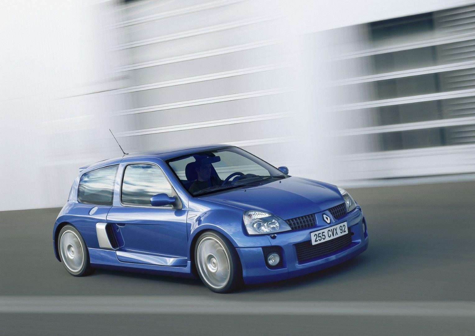 2002 Renault Clio 2 V6 3 0 60 V6 Es9 24v Engine 230 Ps Hp